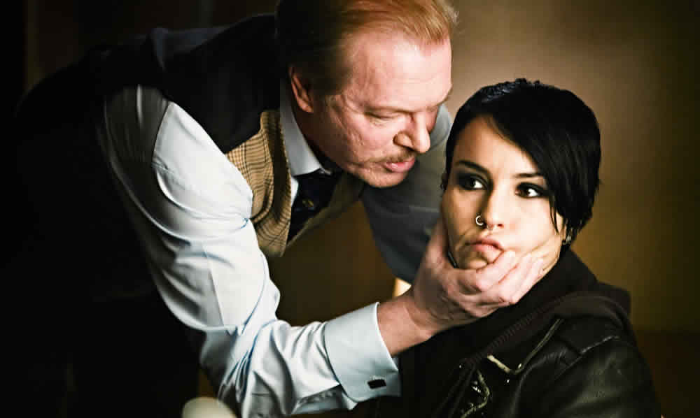 Trailer ricochet dead man down academie duello for Noomi rapace the girl with the dragon tattoo